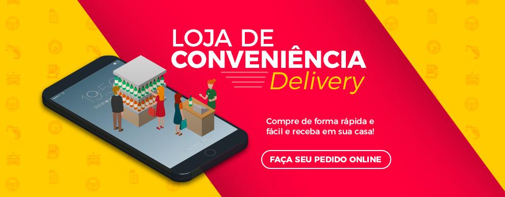 Loja de Conveniência Delivery